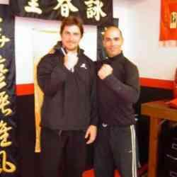 Christian Bale Wing Chun