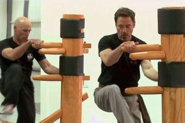 Hoe Wing Chun acteur Robert Downey van zijn verslaving afhielp