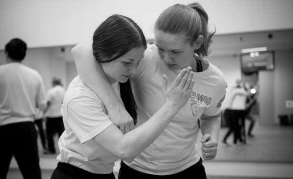 Wing Chun zelfverdediging voor vrouwen